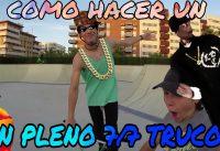 "CIRUEL´S BMX ME RETA A HACER UNOS TRUCAZOS! | ""SORTEA UN JAMÓN"" | TRICKS | REDU_BMX"