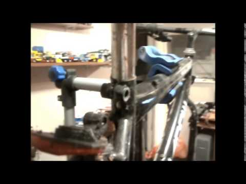 Claud butler  mountain bike build