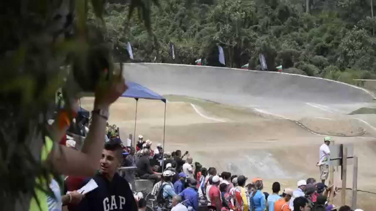 Expertos 11 Torneo Nacional BMX  2015.  Ciudad de Manizales, Caldas, Colombia