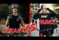 FABIO WIBMER VS LUKAS KNOPF 🔥🔥 BEST MTB AND TRIAL RIDERS !