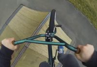 Free Stock Footage - BMX Stunts (POV)