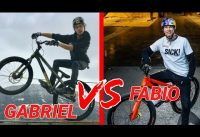 GABRIEL WIBMER VS FABIO WIBMER 🔥🔥 TWO OF THE BEST DOWNHILL AND TRIAL RIDERS