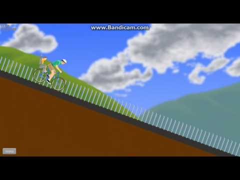 Happy wheels episode 2 BMX Park [3D]