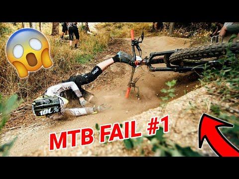MTB FAIL MOMENTS 2020 😂😱 // DOWNHILL TRIAL DIRT BMX // PART 1