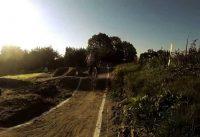 Milos Krecek Summer training 2013 BMX
