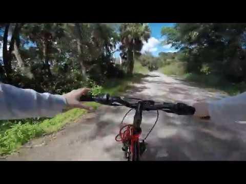 Mountain Bike Ride - 4.5 miles - 33 minutes - Relaxing!