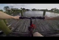 Mountain Bike Ride - Awesome Lake and Park pt. 2