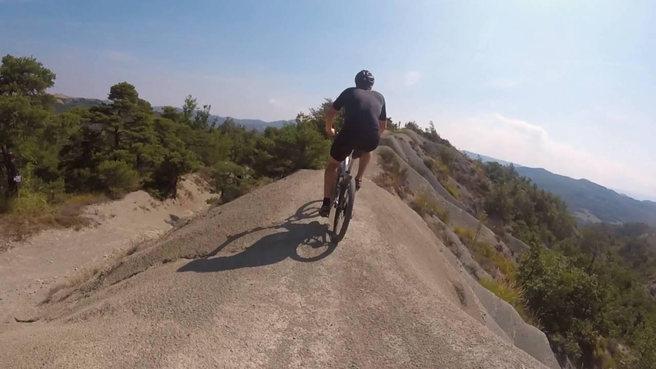Mountain Bike Tenuta Squaneto