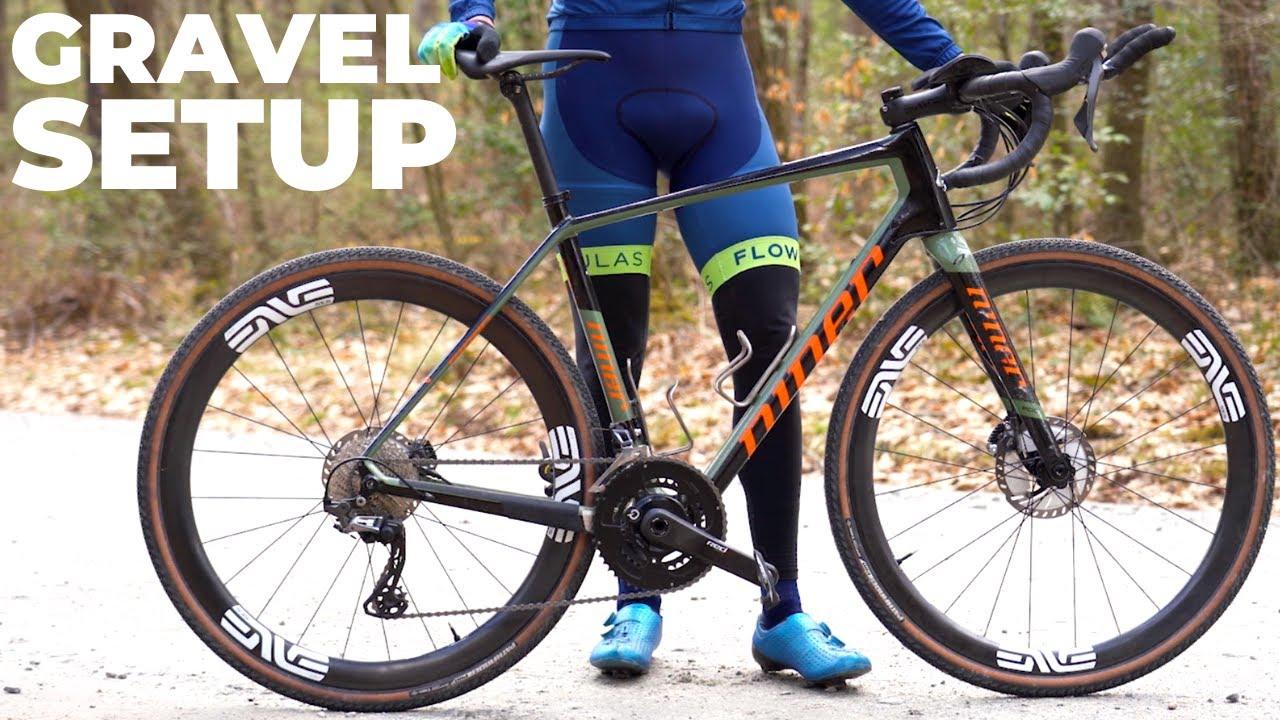 My 2020 Gravel Race Bike Setup
