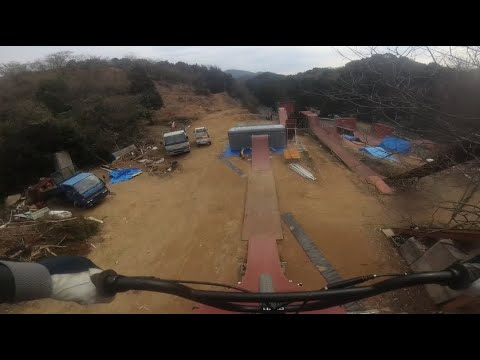 New Tower Testrun - BMX Backflip