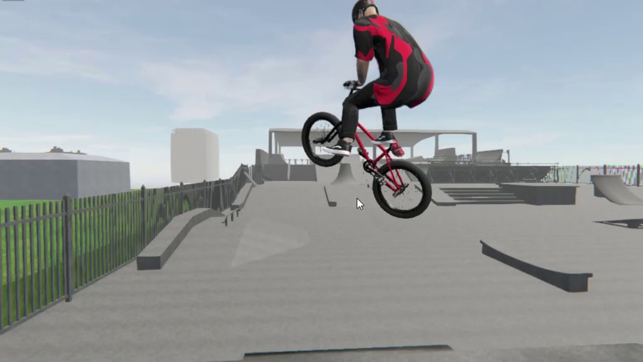 PIPE: By BMX Streets - Visions
