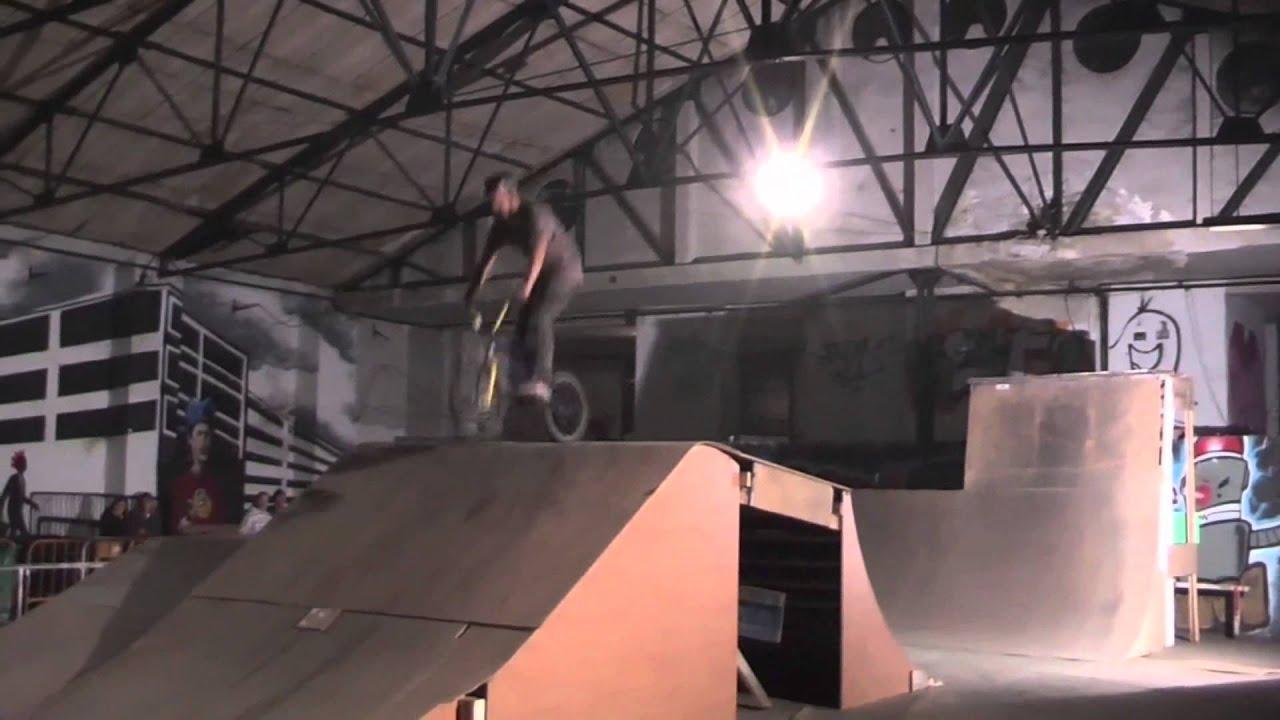 PROMO: BMX Traba Club, exhibicion y competicion 5 de Marzo