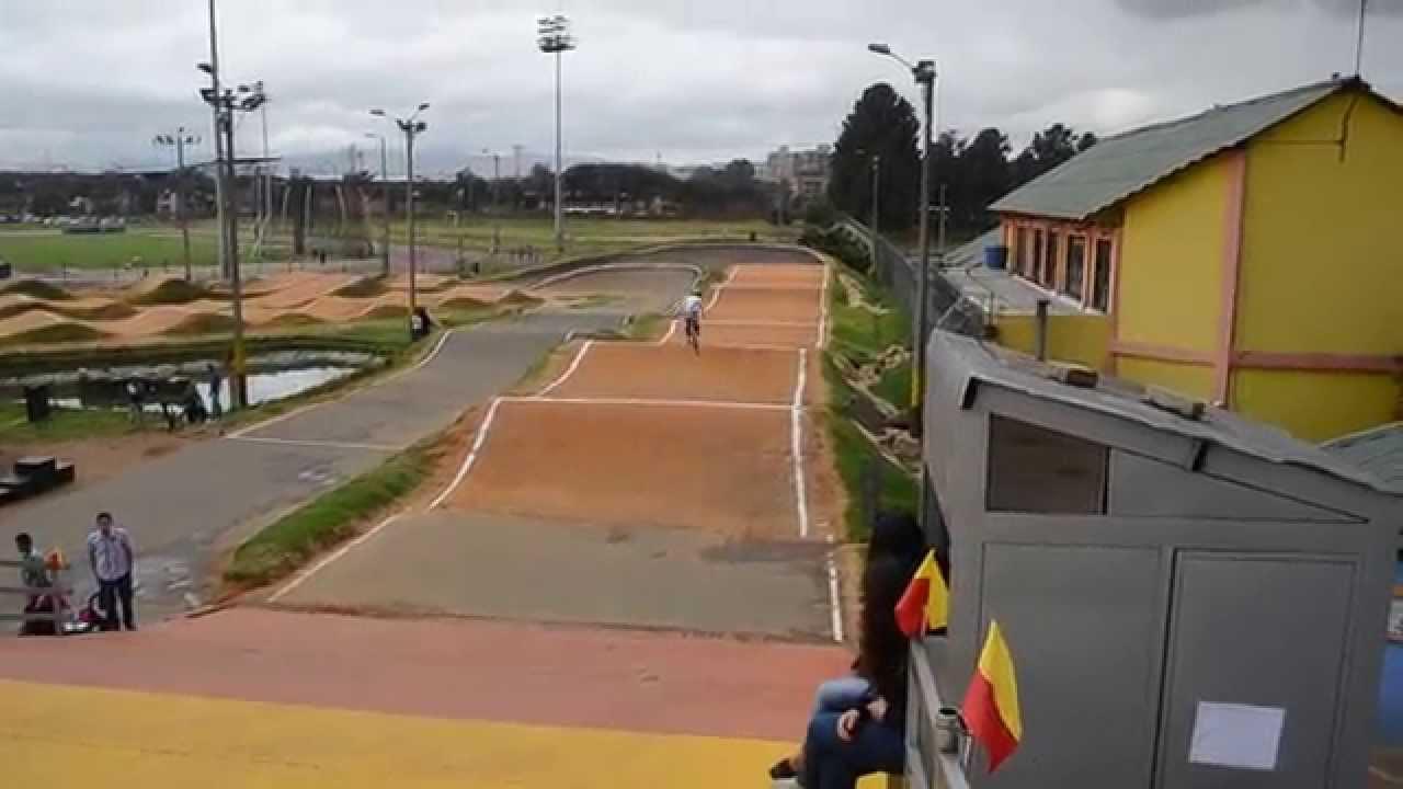 TT Elites Nadder Hamad IV  Valida Distrital Comision Distrital BMX Bogota, Colombia  2015