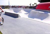 Timelapse réalisé au BMX Red Full Pipe contest au skatepark de Saint Nazaire le 23 août 2014.