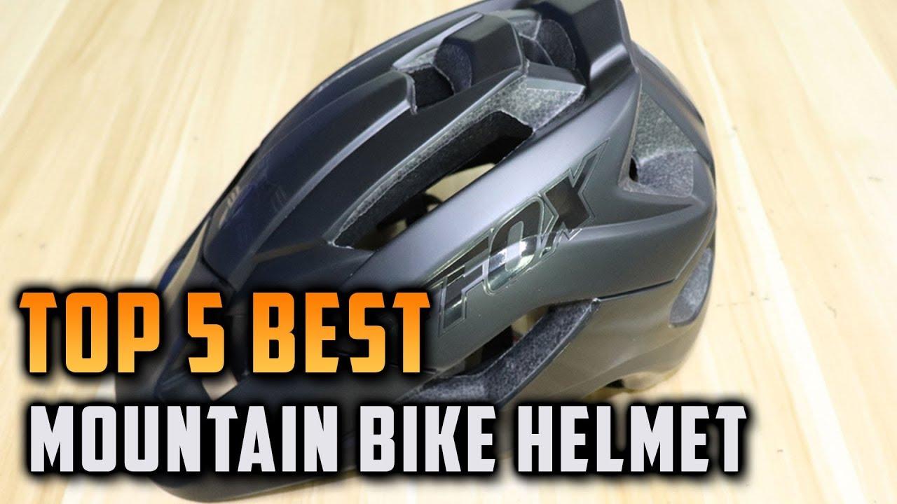 Top 5 Best Mountain Bike Helmet