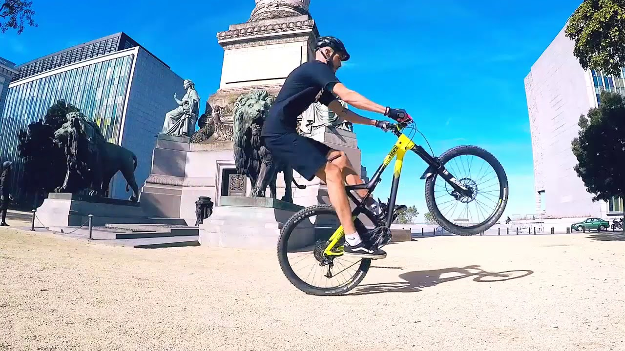 Urban Riding : BRUSSELS