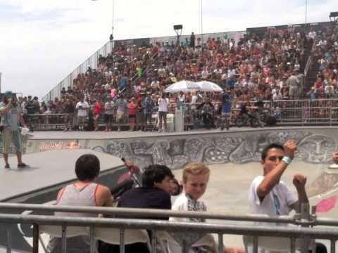 VANS US OPEN HUNTINGTON BEACH, CA 2013 - BMX AND SKATEBOARDING