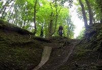 Wirksworth step up on BMX