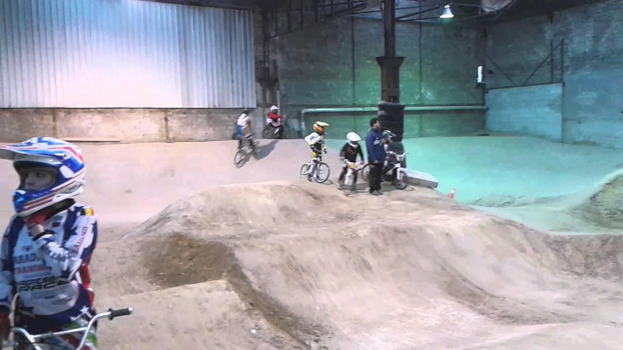 YENTEN MEIRESONNE - BMX CRASH 05.01.2014