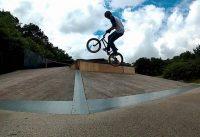 wirksworth skatepark 07 2016 BMX