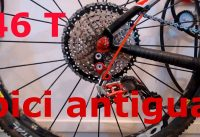 Adaptar supercassette 46 dientes en bici antigua, 2 parte | RT3 Mountain Bike