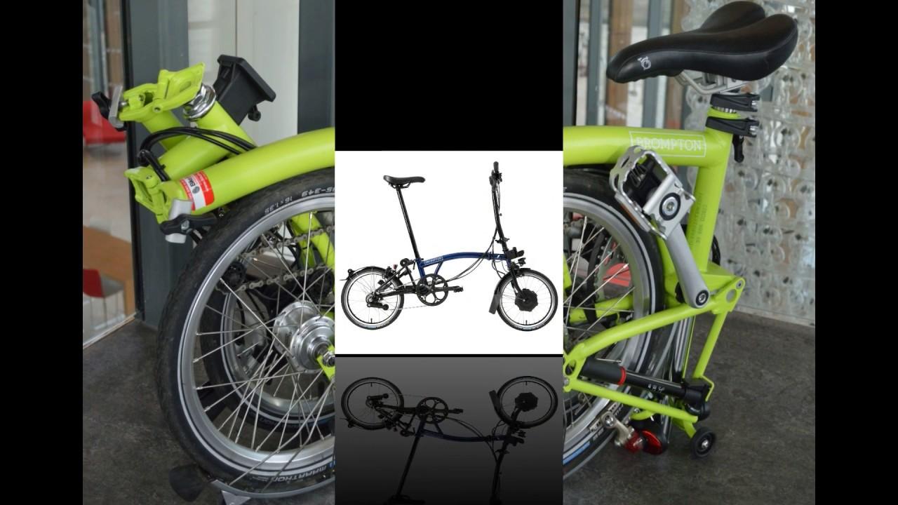 Brompton Fastest Folding Bike