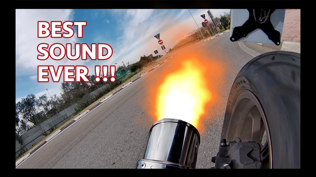 CB650R On Board Amazing Different View