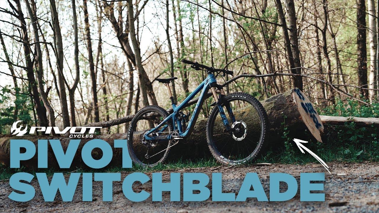 Das schnellste Enduro Bike?   Pivot Switchblade 2020   Test/Review   Jonas Heidl