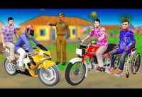 Electric Bike | Hindi Moral Stories | Motu Patlu New Episode 2020