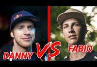 FABIO WIBMER VS DANNY MACASKILL 🔥🔥🔥 BEST MTB RIDERS TRIAL