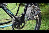 HomeMade 3 Motor 775 - 75km/h   DIY Make Electric Bike using motor 2020