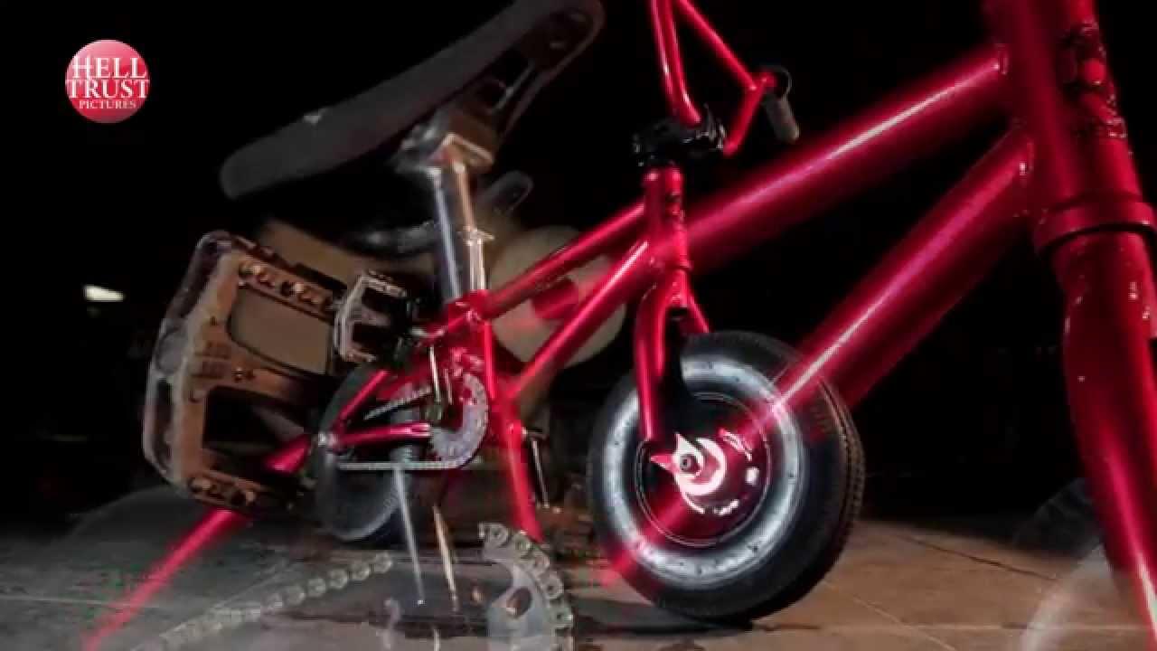 KATE BIKE | Mini BMX | world first mini BMX
