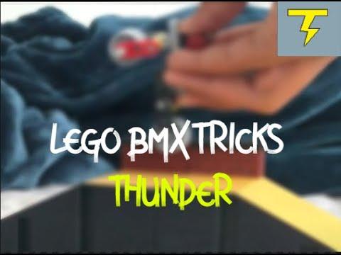 Lego BMX Tricks