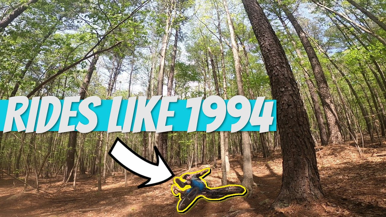 MTB Plan B -  1994 Trek 820 vs 2020 Trek Marlin:  Comparison, trail ride and a lot of fun!