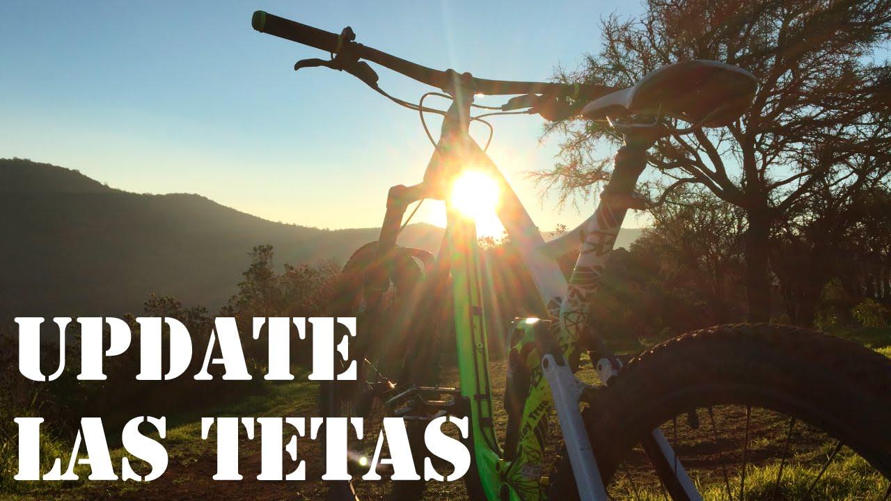Mountain Bike Enduro en el Circuito de Las Viñas!