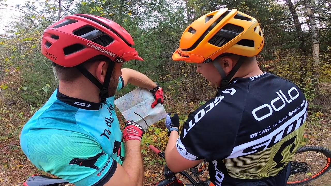 October Mountain Biking Trip   Kingdom Trails, VT