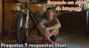 Preguntas y Respuestas |MTB Stunt Bike|