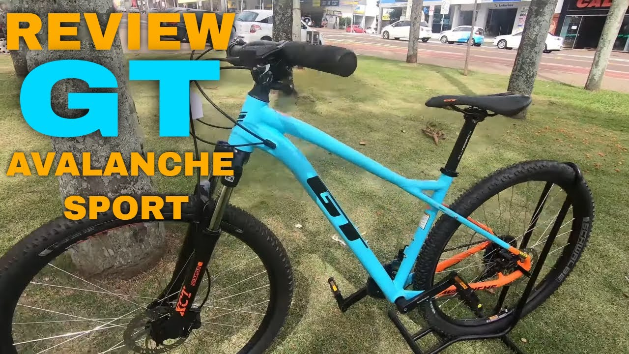 REVIEW GT AVALANCHE SPORT - CANAL DIAS