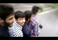 Riding Bike with Friends [ Dangerous Bike Ride With 4 People]
