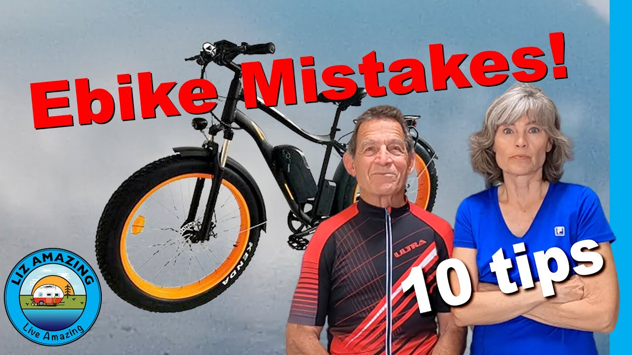 Shopping for an Ebike | Buying Tips for an Electric Bike | Fulltime Rv Living