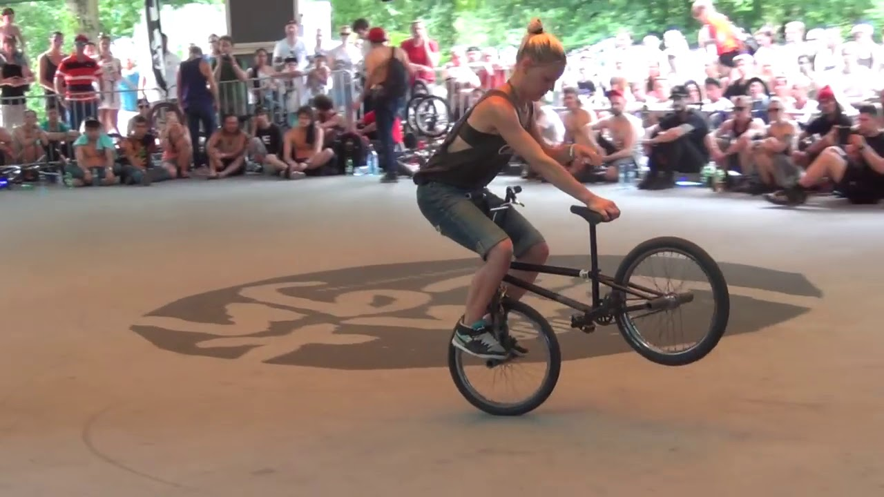 This is Flatland Bmx   the world top compilation
