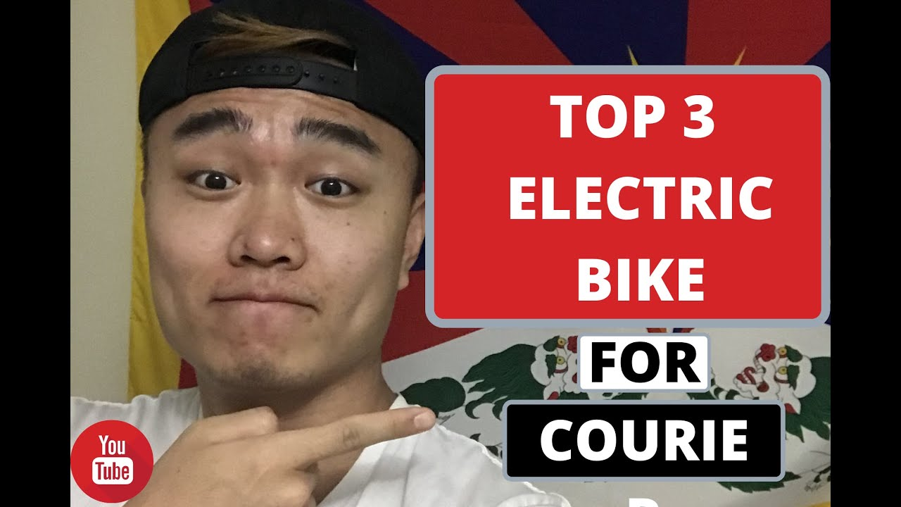Top 3 Electric Bike For Courier | UBEREATS TORONTO |