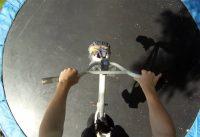 Trampoline BMX ! (Montage)