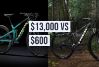Trek Top Fuel 9.9 AXS VS Trek Marlin 5 / Comparison between two great bikes