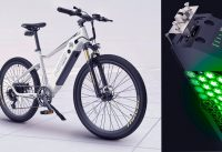 Xiaomi HIMO C26 Electric Bicycle. HIMO C26 Electric Bike.