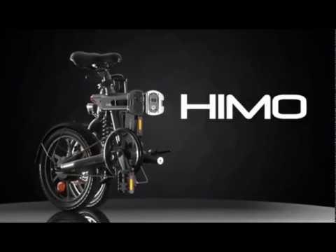Xiaomi HIMO Z16 folding electric bicycle