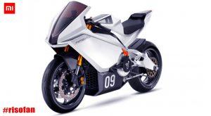 Xiaomi Ninebot Segway Apex super electric motorcycle. Segway Apex electric bike.