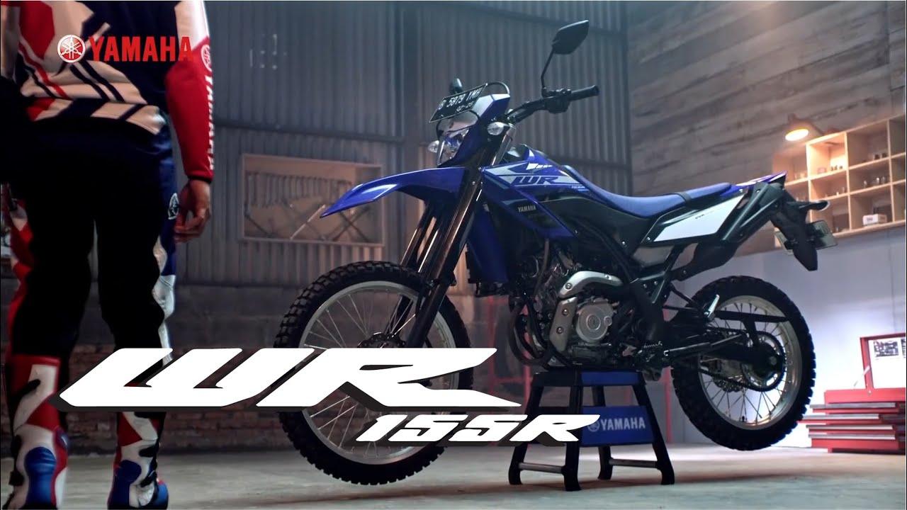 Yamaha WR 155 R  - The Real Adventure Partner 4K