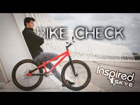 Το καλύτερο ποδήλατο που έχει περάσει από τα χέρια μου! Inspired Skye bike check