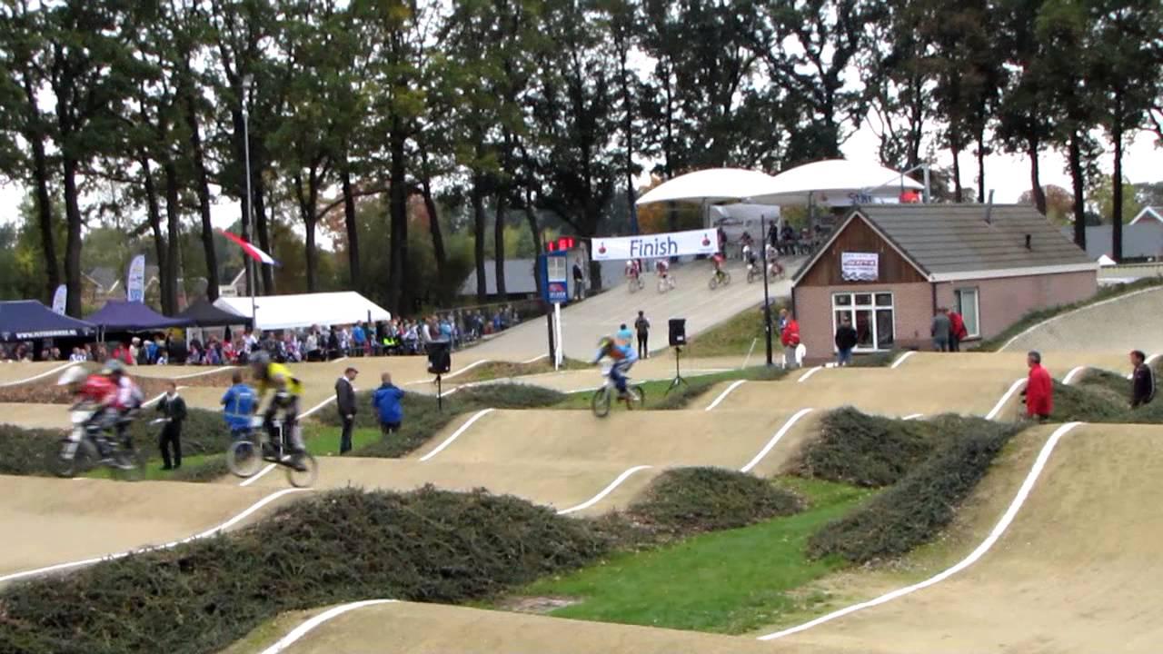 2012 10 20 1e manche Overijssels BMX Kampioenschap te Haaksbergen